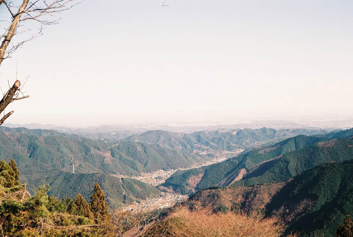 บรรยากาศโดยรอบของภูเขามิตาเกะ (MT.Mitake)