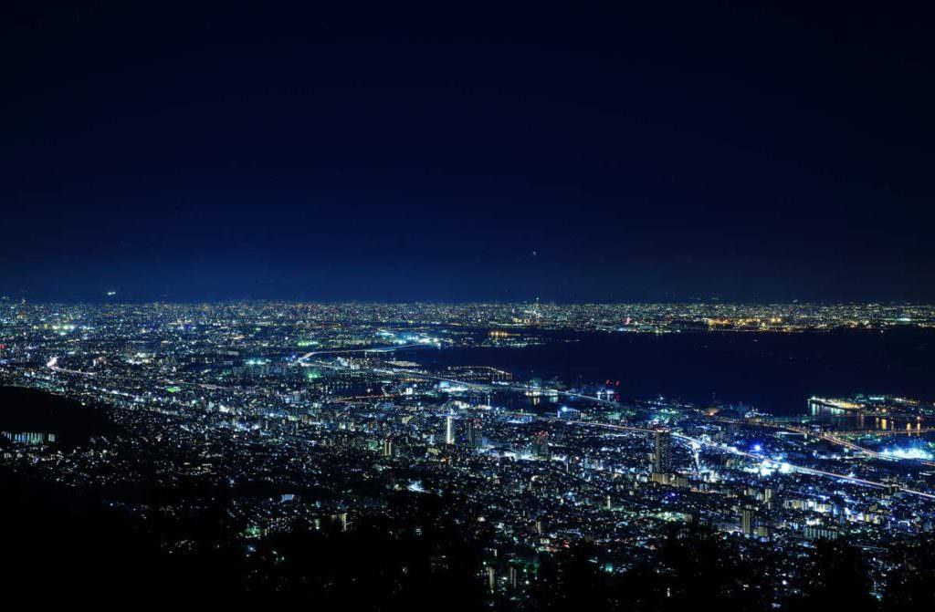 จุดชมทิวทัศน์บนภูเขามะยะ ที่เรียกว่า คิคุเซได (Kikuseidai)