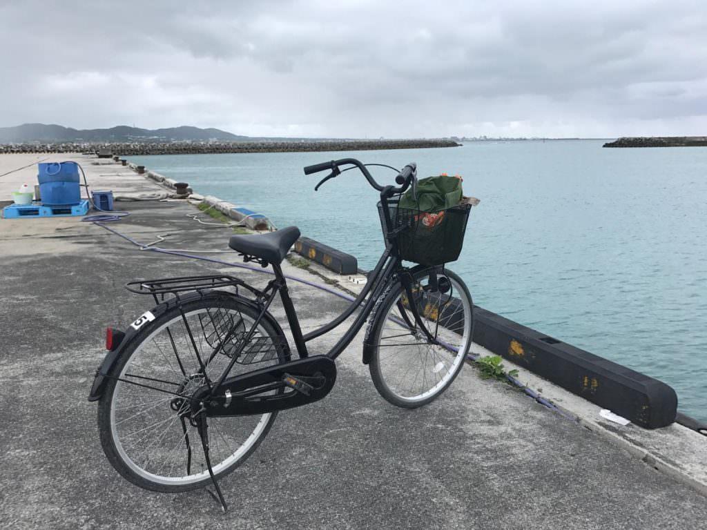 จักรยานให้เช่าบนเกาะทะเกะโตะมิ (Taketomi Island)