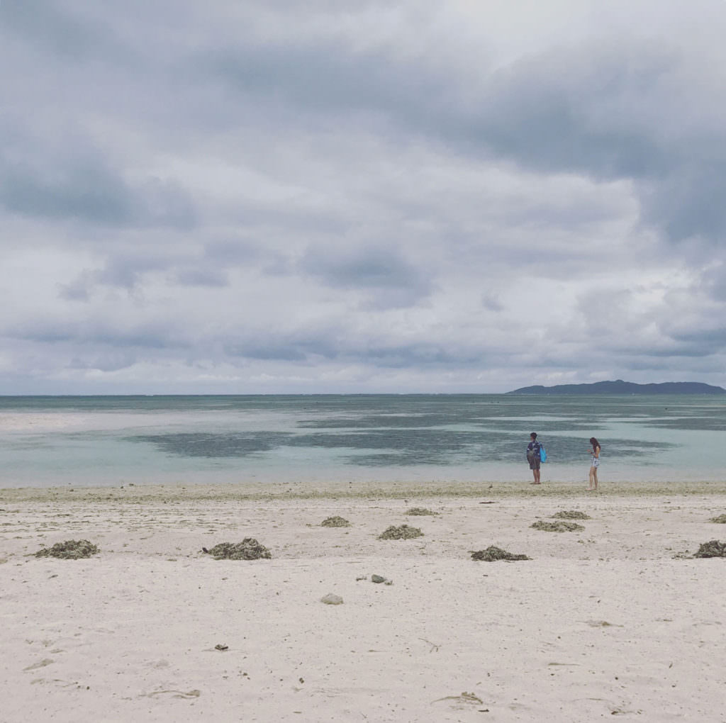 Ishigaki : Kaiji Beach