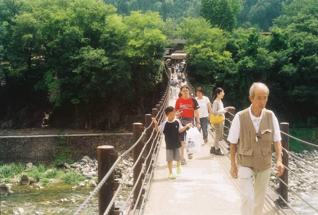 ชิระกะวะโงะ (Shirakawago) จ.กิฟุ (Gifu)