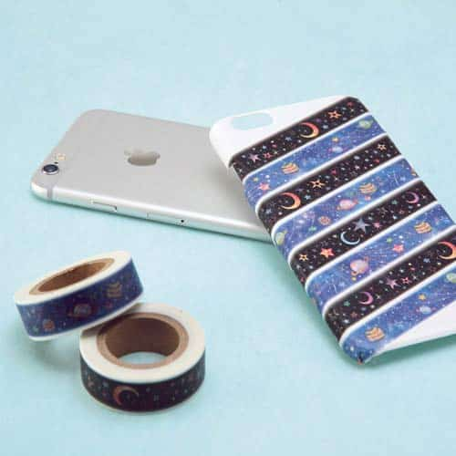 Masking Tape ที่ทำมาจากกระดาษวาชิ (Washi)