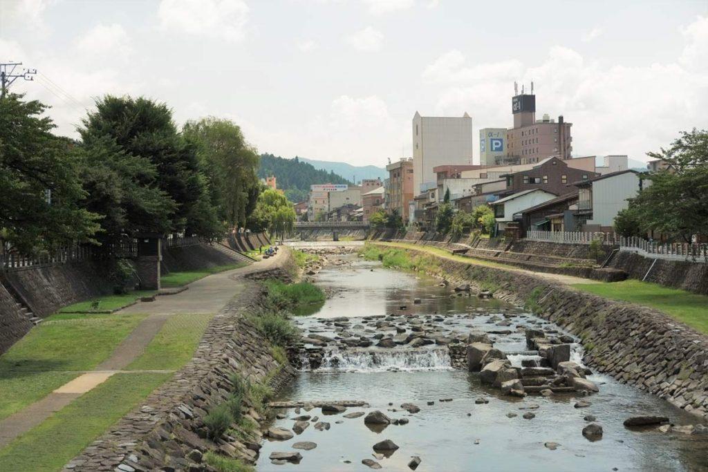 แม่น้ำมิยะ (Miyagawa)