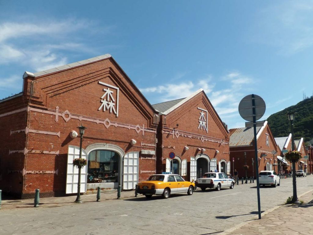 Kanemori Red Brick Warehouse, HOKKAIDO