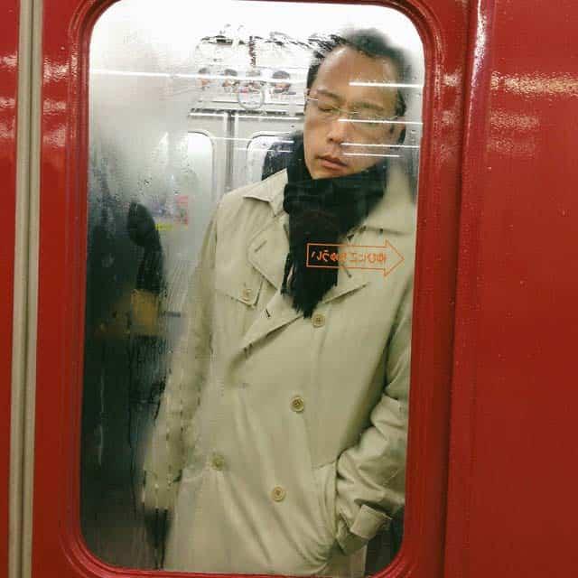 การงีบหลับบนรถไฟ ก็ถือเป็นเรื่องปกติของคนญี่ปุ่น