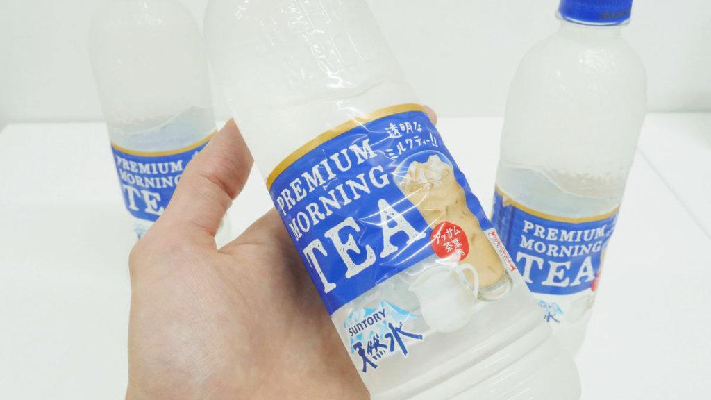 ชานมแบบใส เครื่องดื่มแบบใส ยอดนิยมจากญี่ปุ่น