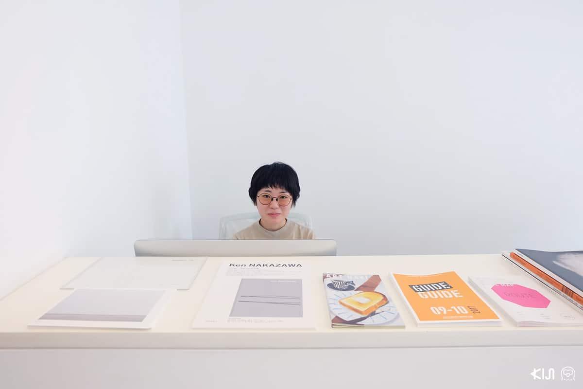 โคะอิชิ อันโดะ (Koichi Ando) เจ้าของ Ando Gallery