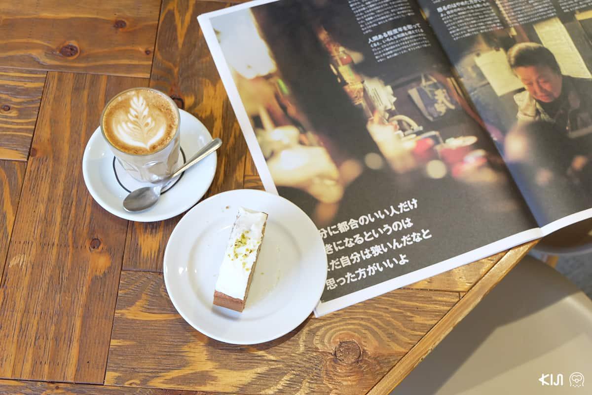 ร้านกาแฟ IKI สาขา Kiyosumi Shirakawa