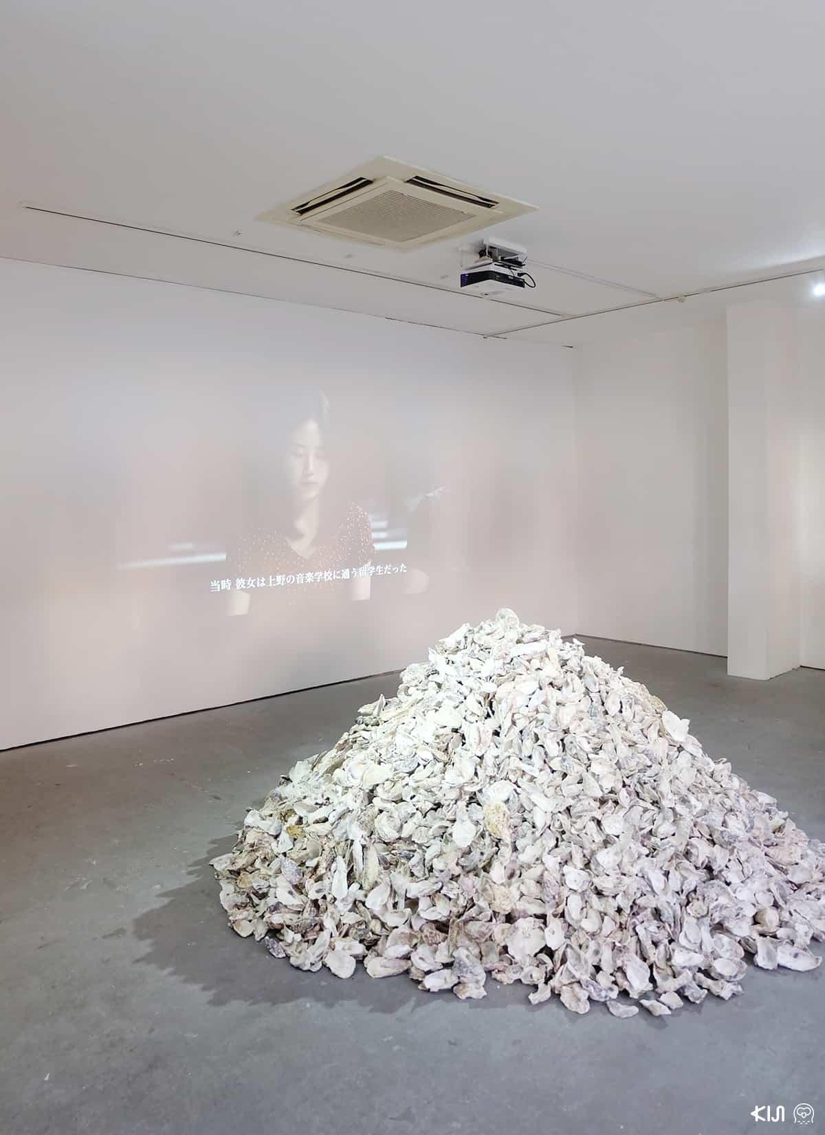 """งาน Yu Araki Solo Exhibition """"Bivalvia: Act I"""" จัดขึ้นที่ Mujin-To Production"""