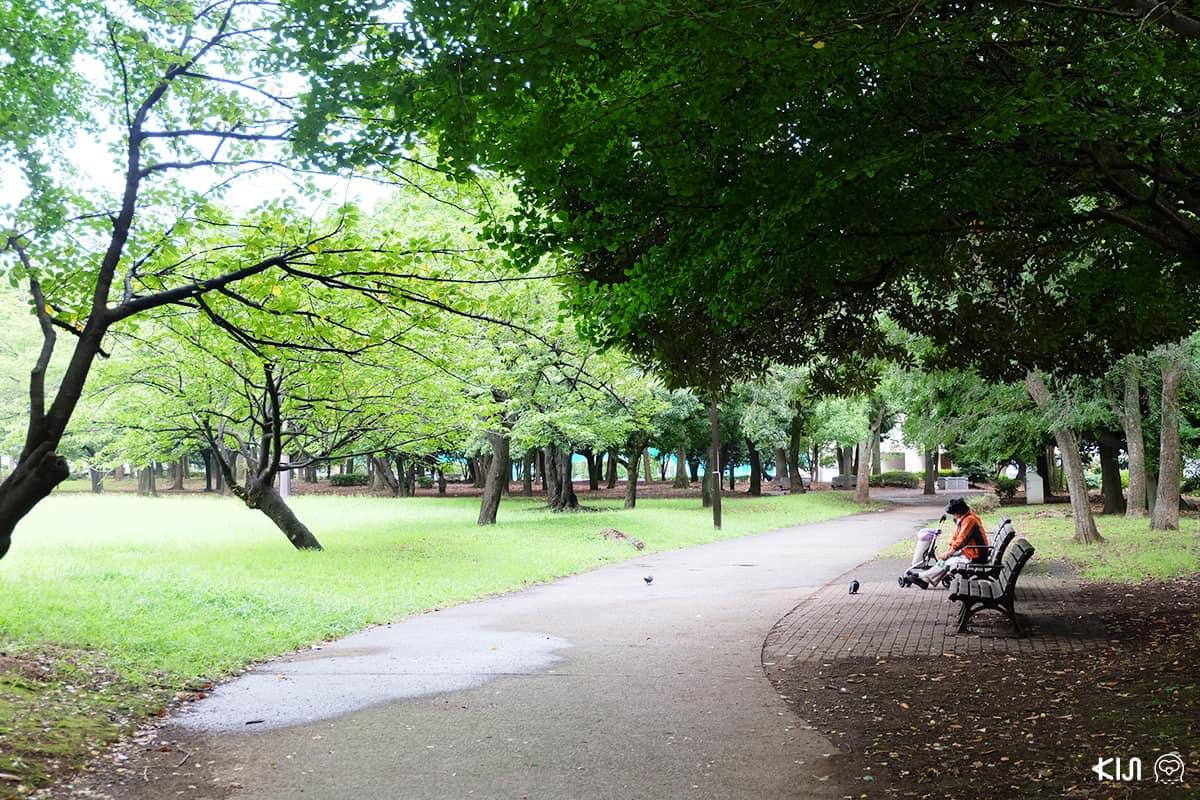 Kiyosumi Gardens at Kiyosumi Shirakawa