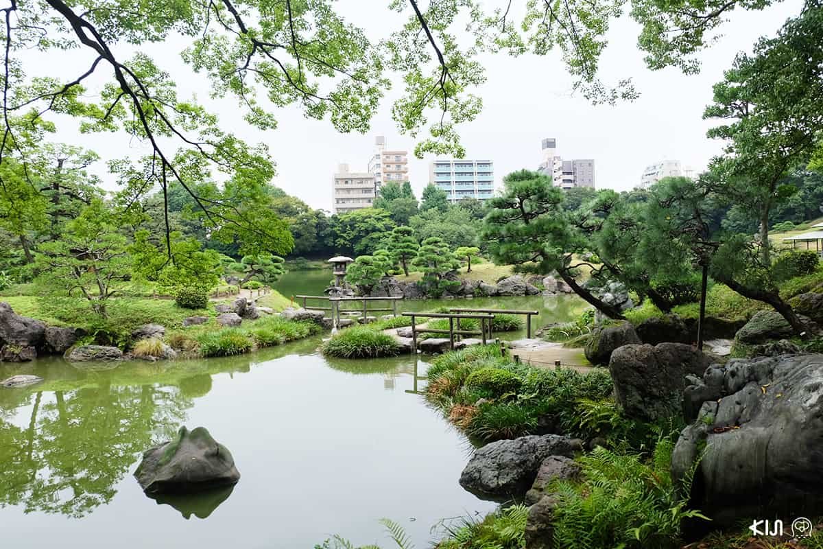 Kiyosumi Teen (Kiyosumi Gardens) at Kiyosumi Shirakawa