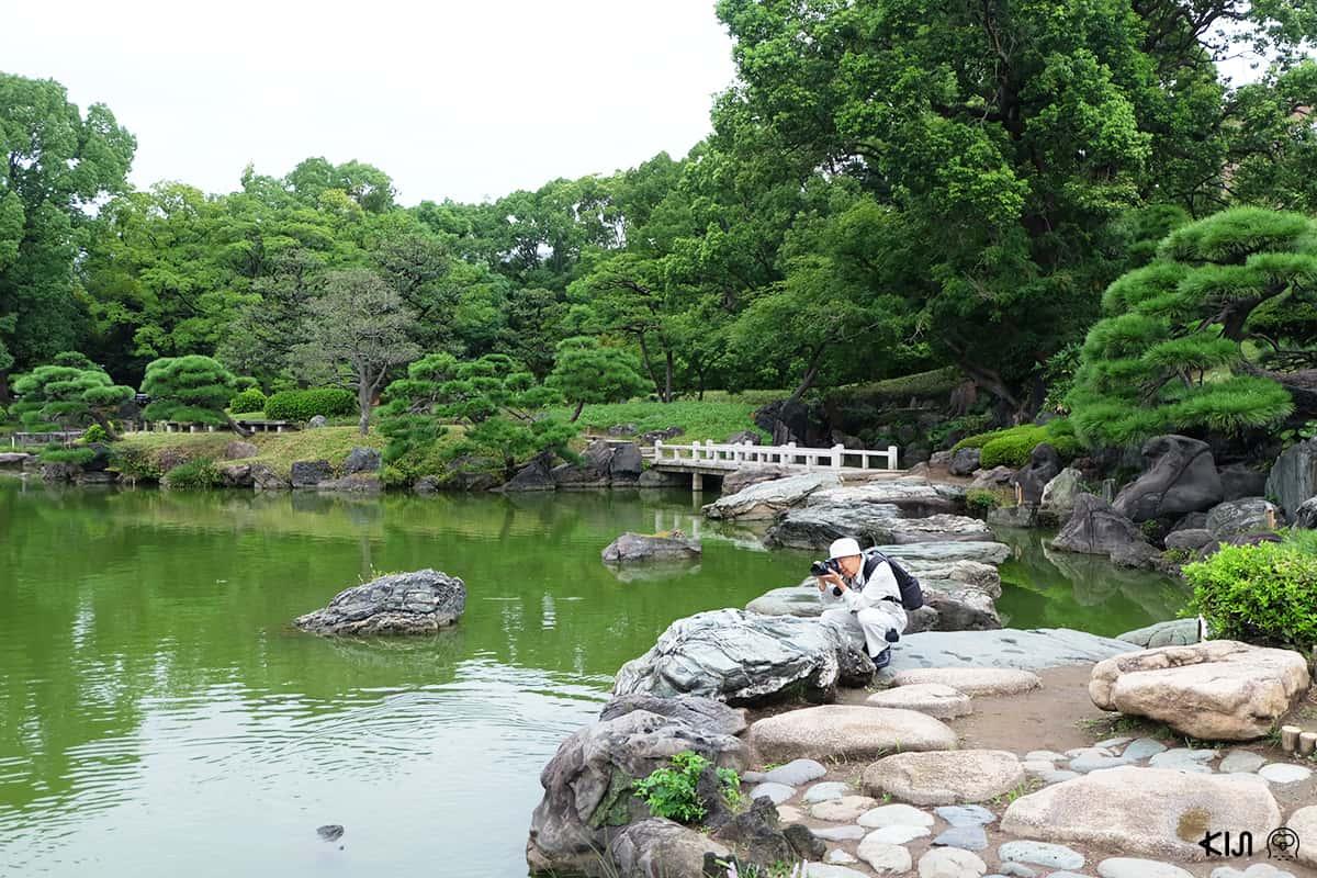 บรรยากาศภายใน Kiyosumi Teen (Kiyosumi Gardens)