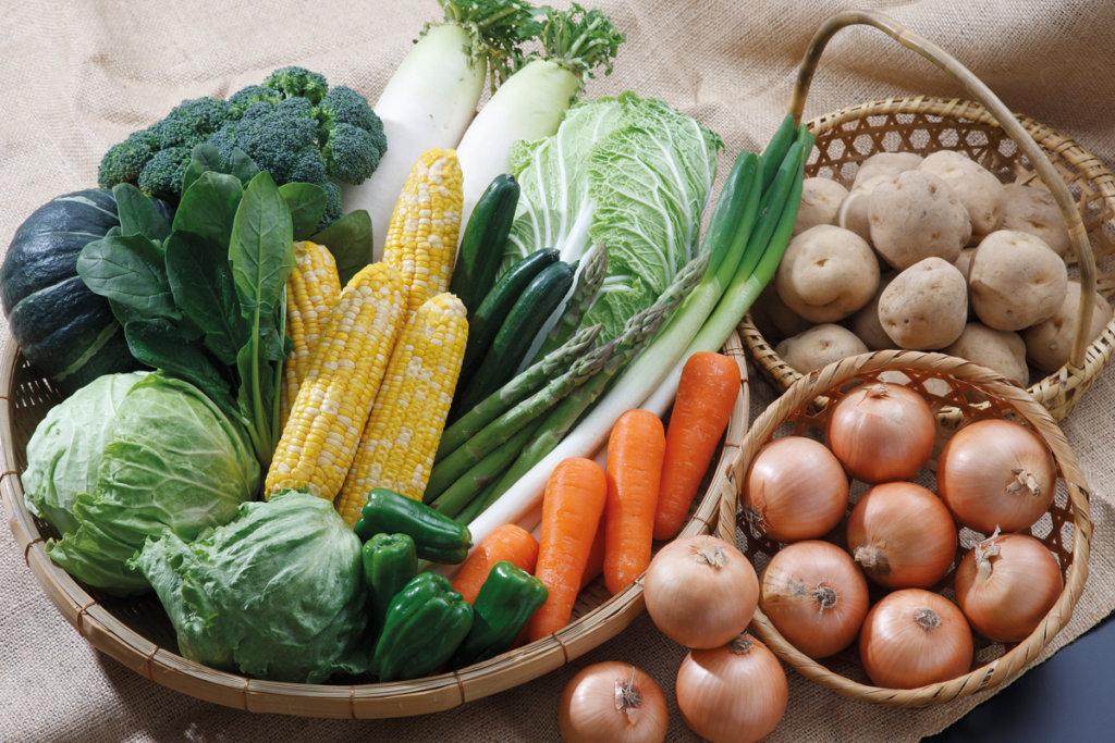 Hokkaido Vegetable