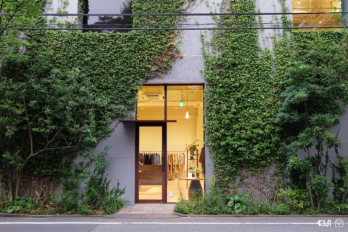 ร้านค้าต่างๆ ใน Museum of Contemporary Art Tokyo (MOT)