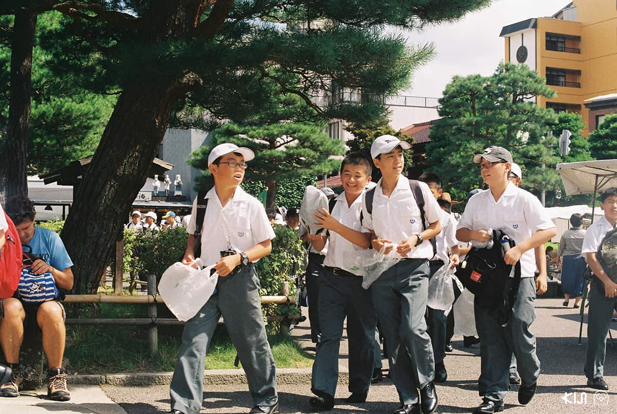 เที่ยวทาคายาม่า (Takayama)