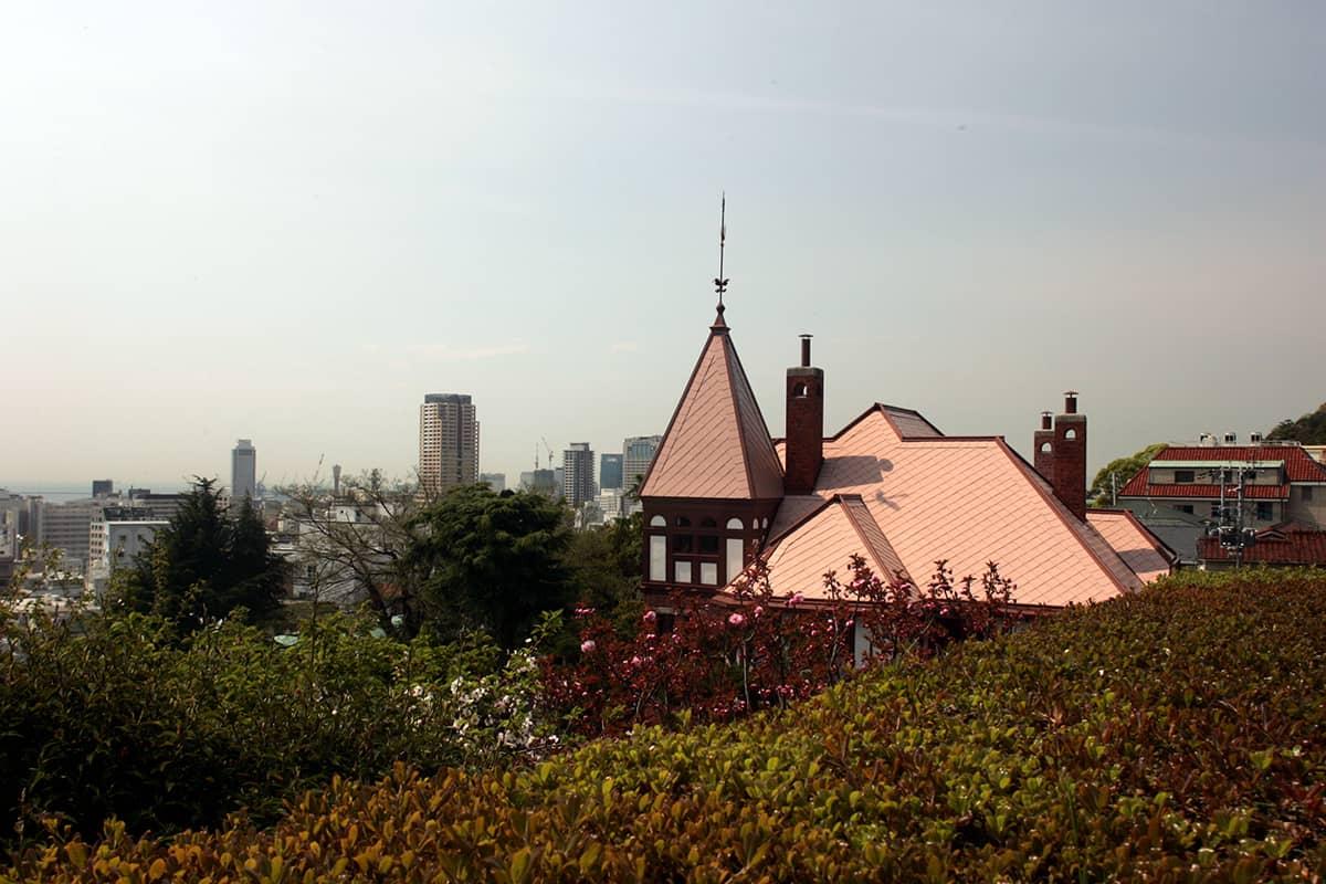 Green Hill Hotel ที่พักในเมืองโกเบ จังหวัดเฮียวโงะ