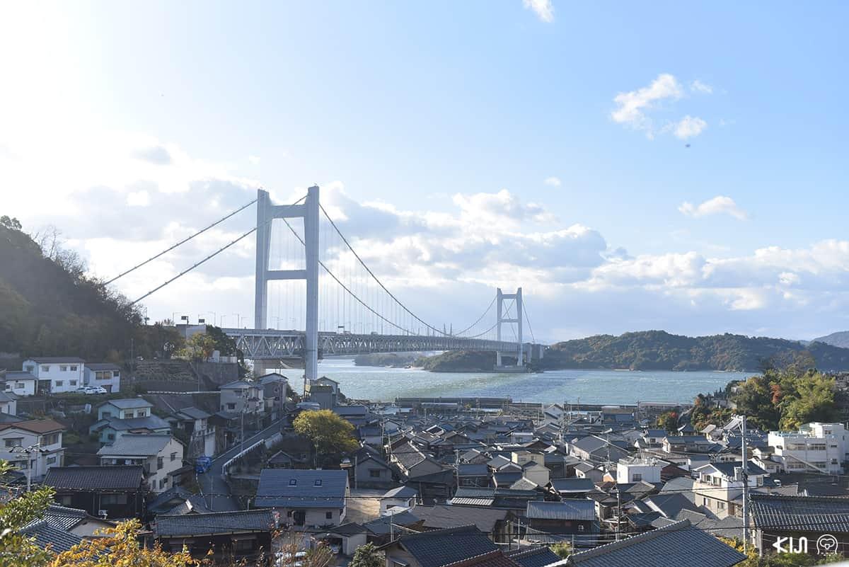 สะพาน Seto Ohashi Bridge