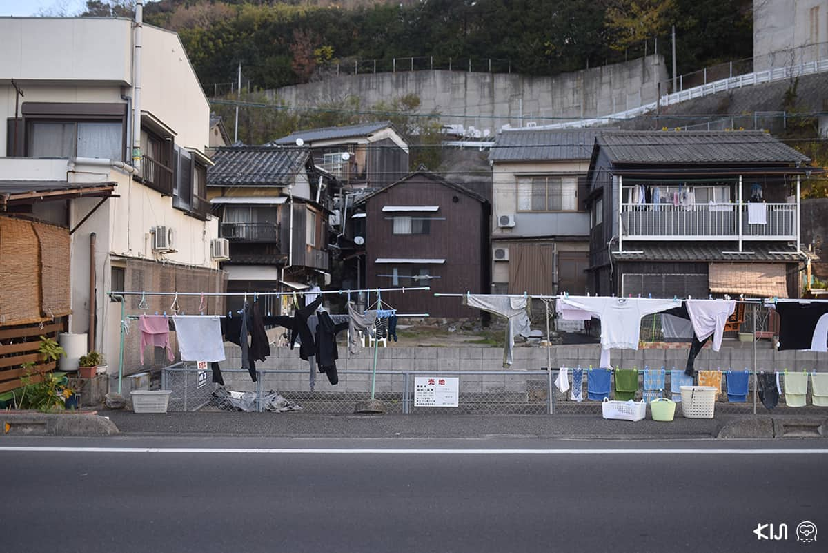 บรรยากาศโดยรอบหมู่บ้านชิโมะซุย