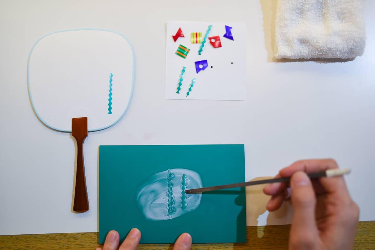 Kinosaki Straw Craft Museum มีเวิร์กช็อปง่ายๆ ที่เปิดให้นักท่องเที่ยวฝึกทำด้วยตัวเอง