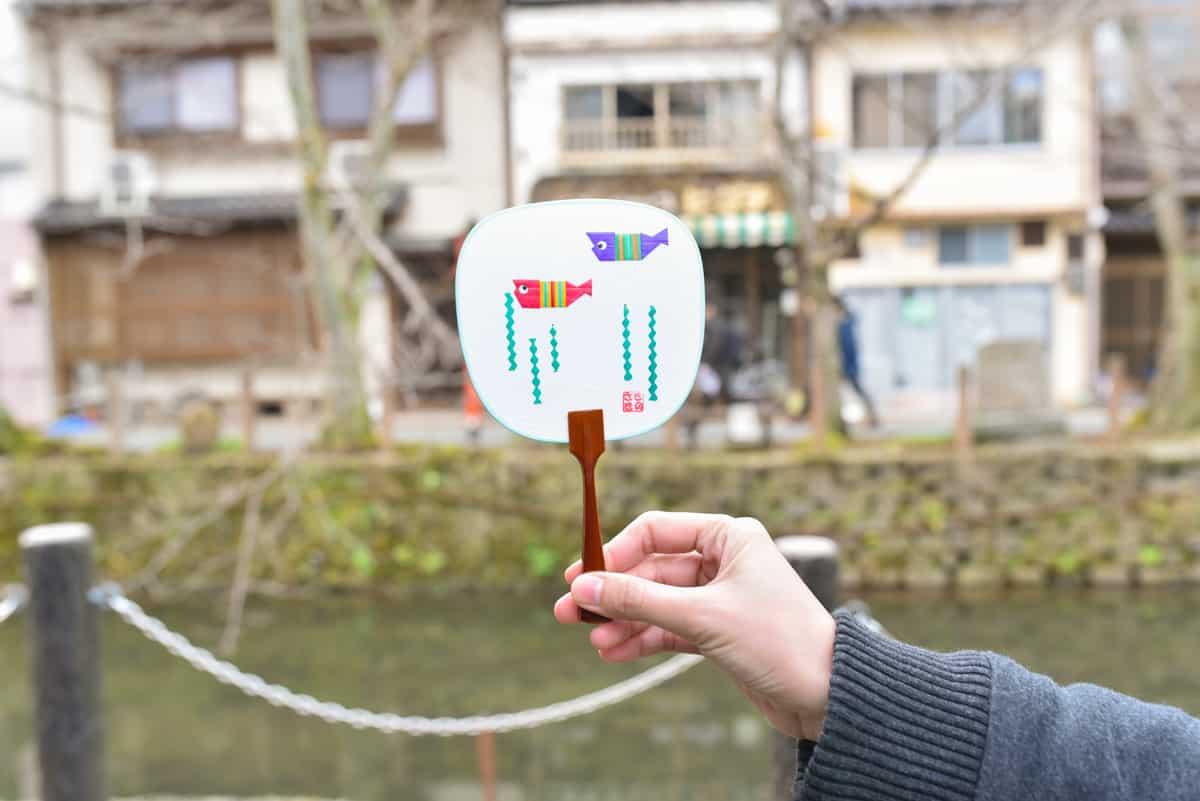 สิ่งที่ได้จากการทำเวิร์กช็อป ที่ Kinosaki Straw Craft Museum เมือง คิโนะซากิ