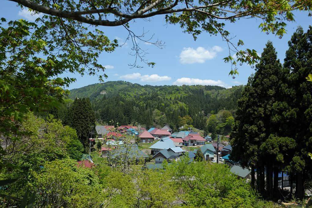 Miyako Village หรือ หมู่บ้านโซบะ