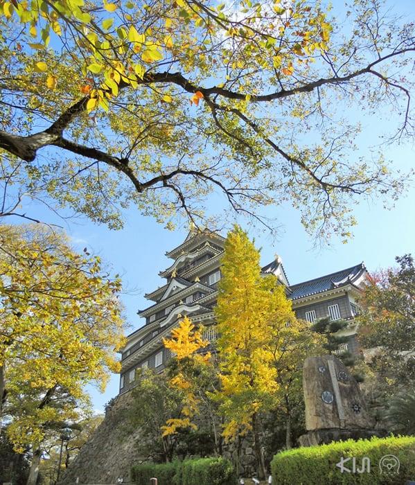 ปราสาทโอคายาม่า (Okayama Castle)