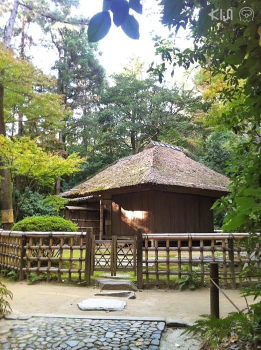 หลากหลายมุมภายในสวนโครากุเอ็ง (Kōraku-en)
