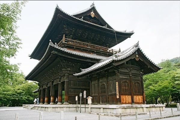 วัดในประเทศญี่ปุ่น : วัดนันเซ็นจิ (Nanzenji Temple)