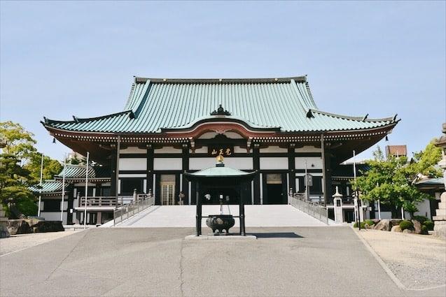 วัดในประเทศญี่ปุ่น : วัดนิตไทจิ (Nittaiji Temple)