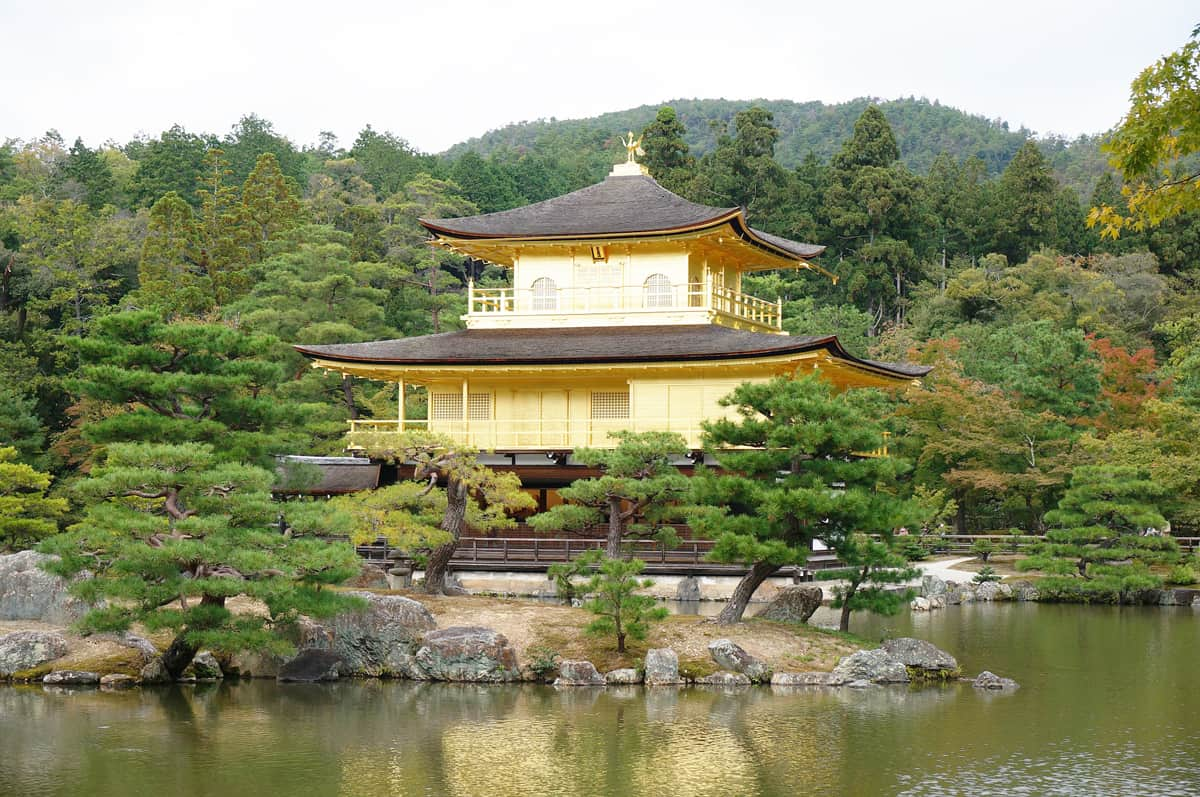 Kinkaku-ji (โอซาก้า)