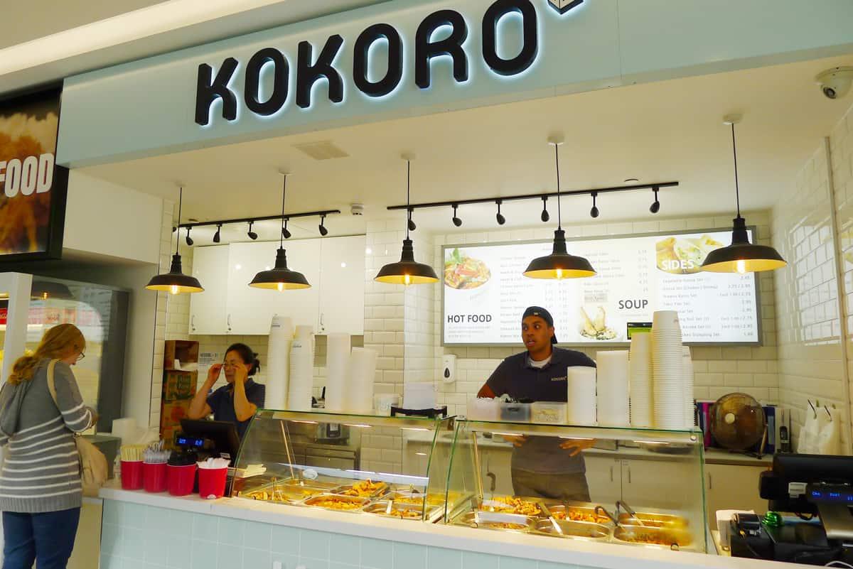 Kokoro x Wasabi : ร้าน KOKORO