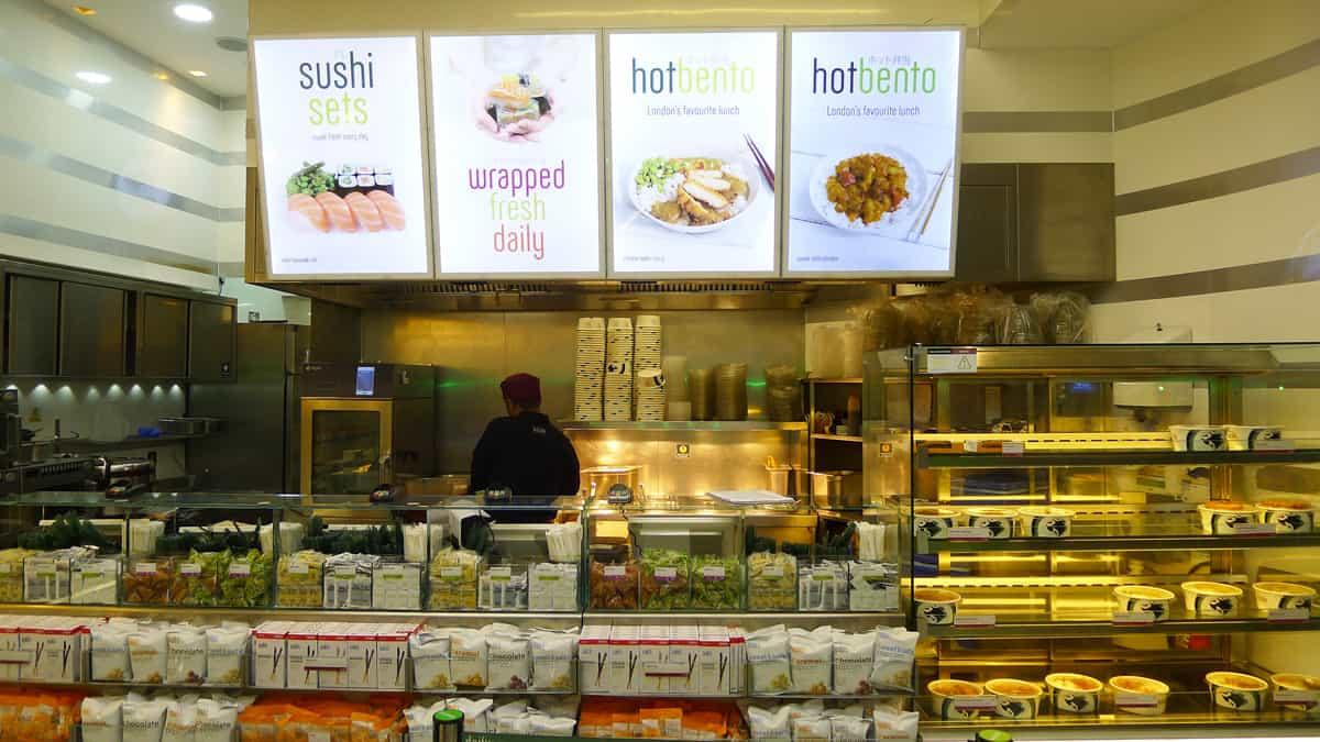 ร้าน Wasabi Sushi & Bento