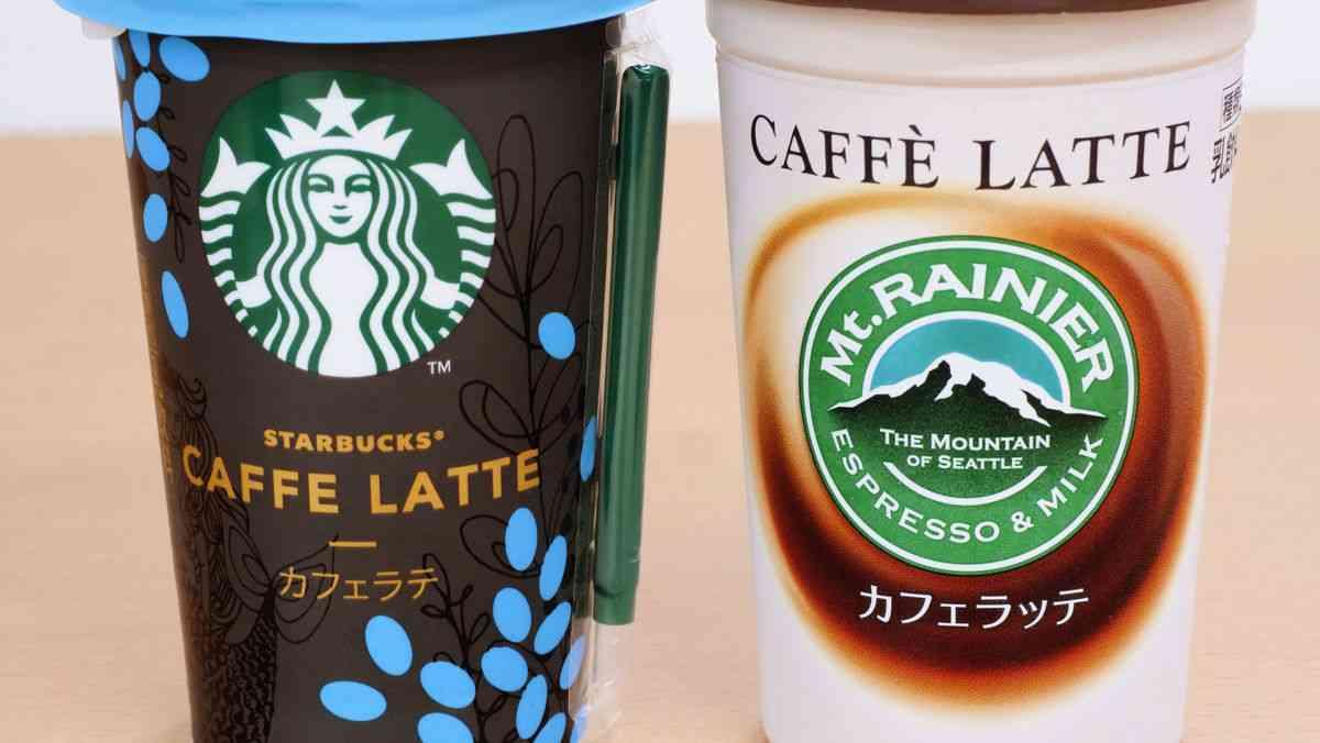 ความแตกต่างของกาแฟ Mt.Rainier กับ Starbucks
