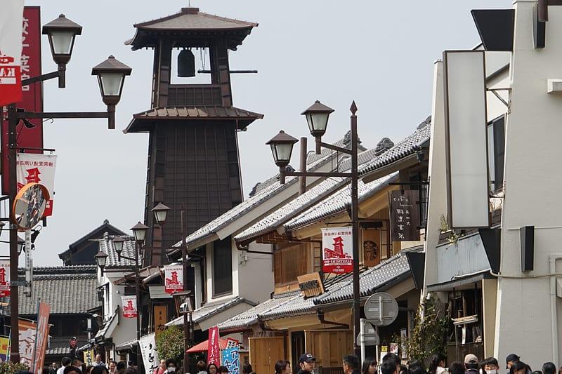 เมืองเก่าคาวาโกเอะ (Kawagoe)
