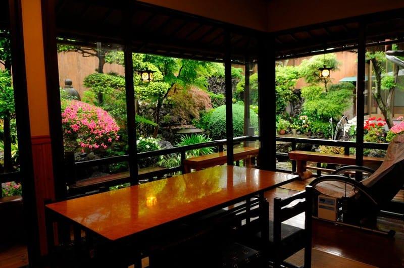 เซนโตไม่ได้มีสวนญี่ปุ่นแบบนี้ทุกที่