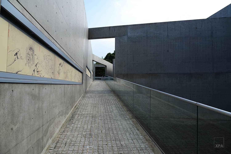 บรรยากาศภายใน Kyoto Garden of Fine Arts