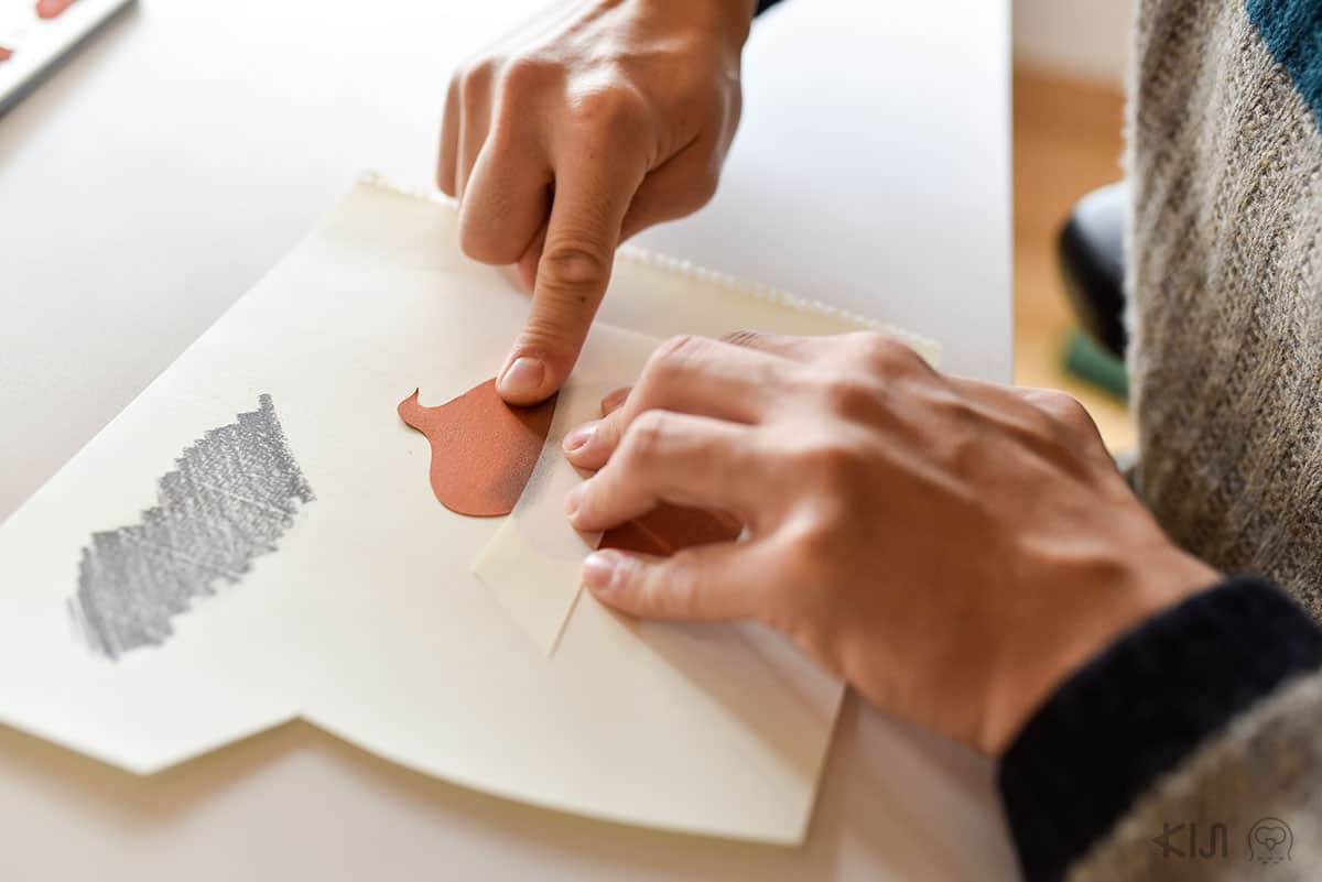 หนังสือภาพศิลปะการตัดแปะสำหรับเด็กโดย tupera tupera