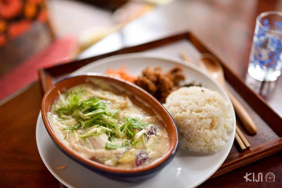 อาหาร จากร้าน Shokudou101
