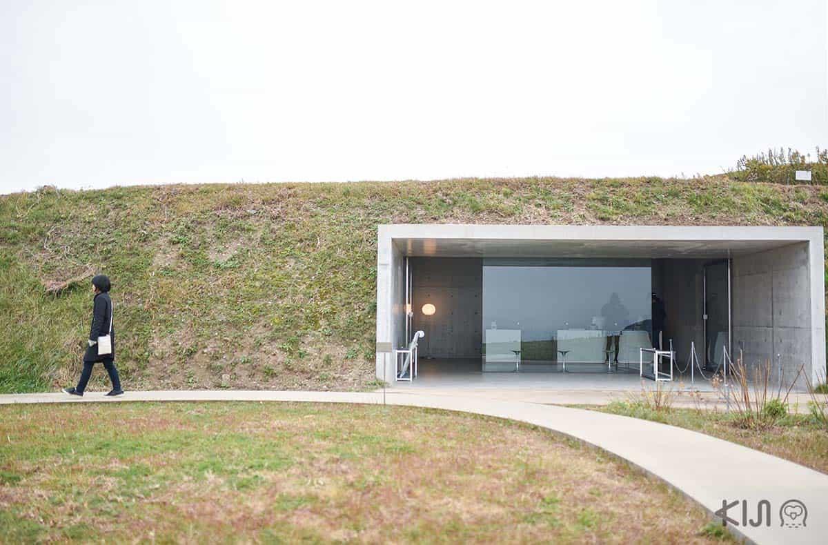 พิพิธภัณฑ์ศิลปะที่มีชื่อเสียง Teshima Art Museum