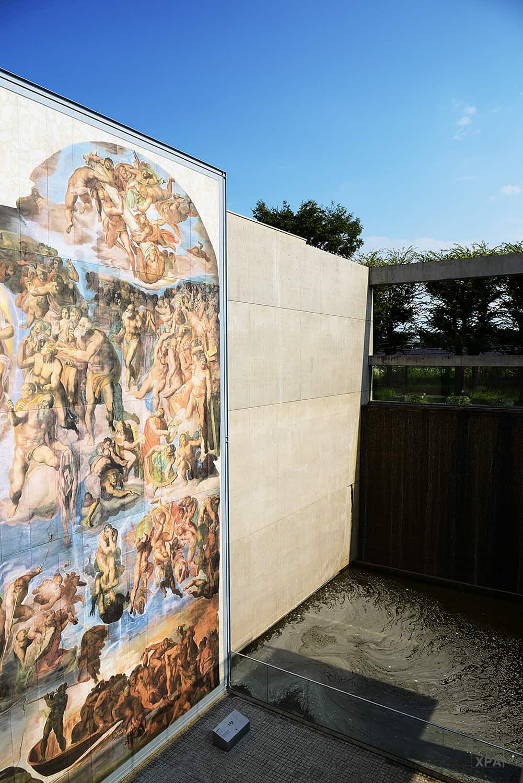 The Last Judgement โดย Michelangelo Buonarroti