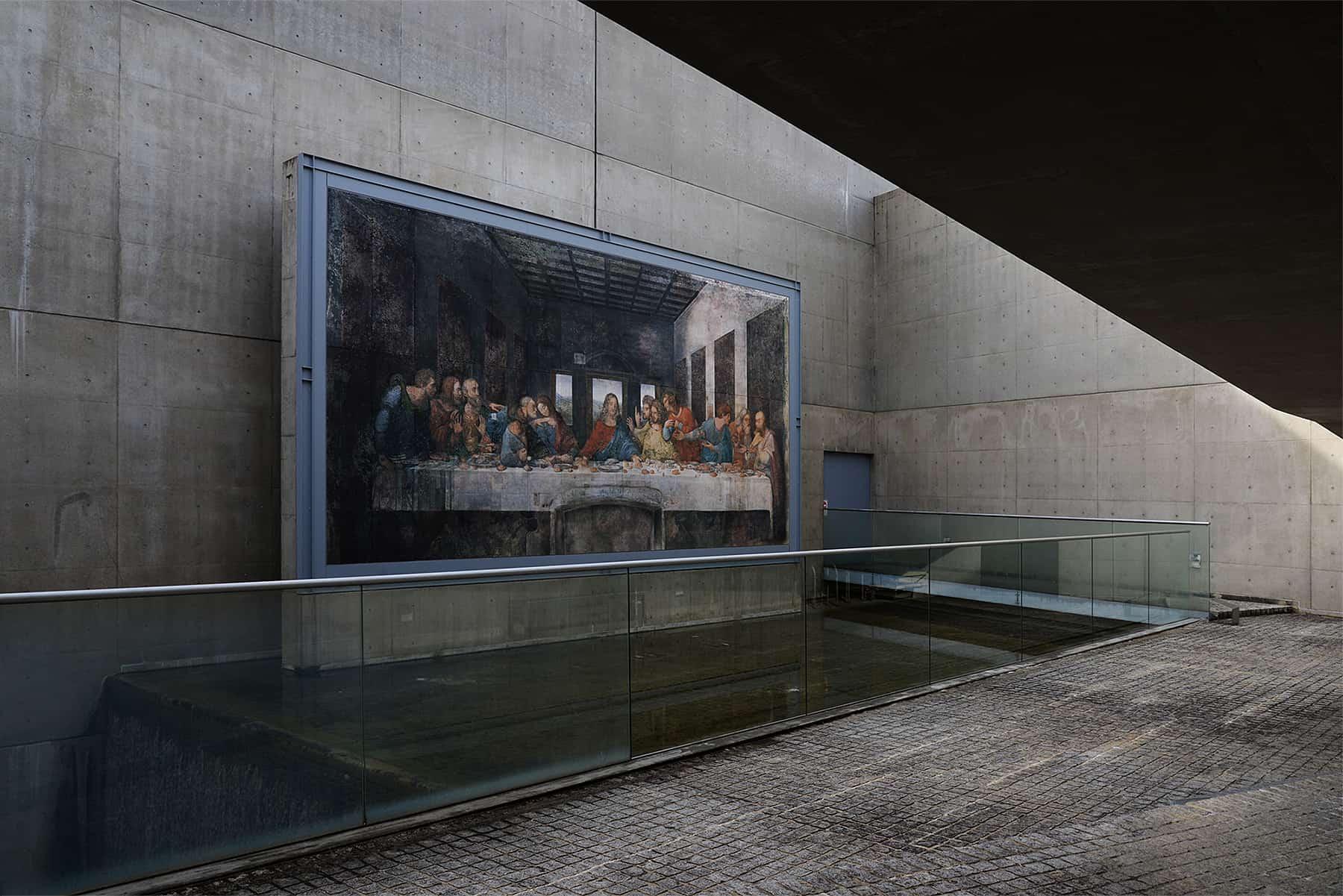 The Last Supper โดย Leonardo da Vinci
