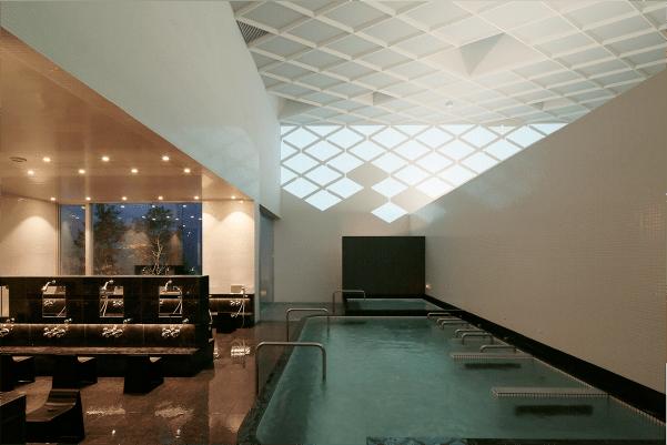 โรงอาบน้ำของ Hisamatsu-yu
