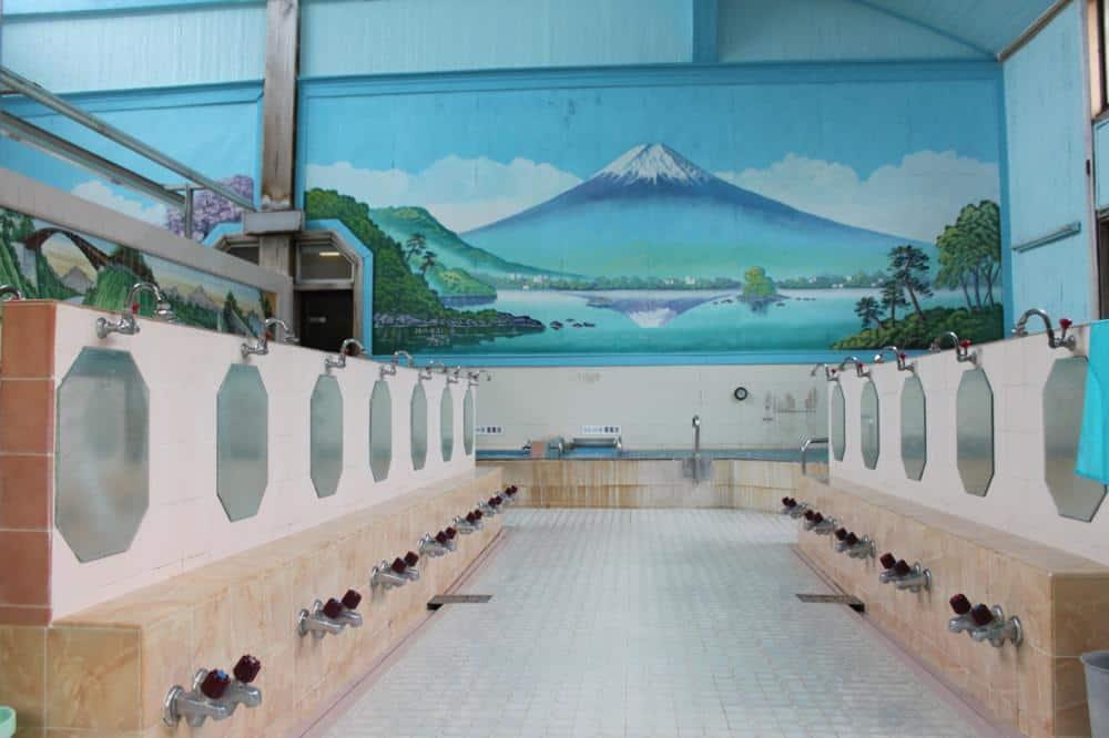 บรรยากาศภายในเซนโต Daikokuyu