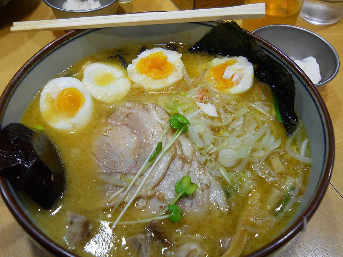 อาหารญี่ปุ่นในชีวิตประจำวัน : ราเมน (ラーメン: รา-เมน)