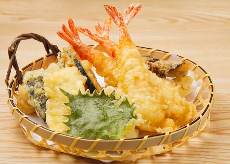 อาหารญี่ปุ่นในชีวิตประจำวัน : เทมปุระ (天ぷら: เทม-ปุ-ระ)