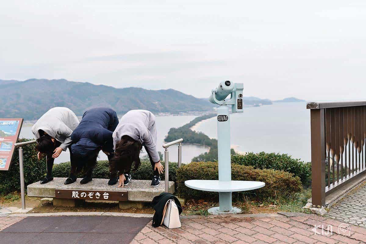 จุดชมวิวอามาโนะฮาชิดาเตะ วิวแลนด์ (Amanohashidate View Land)