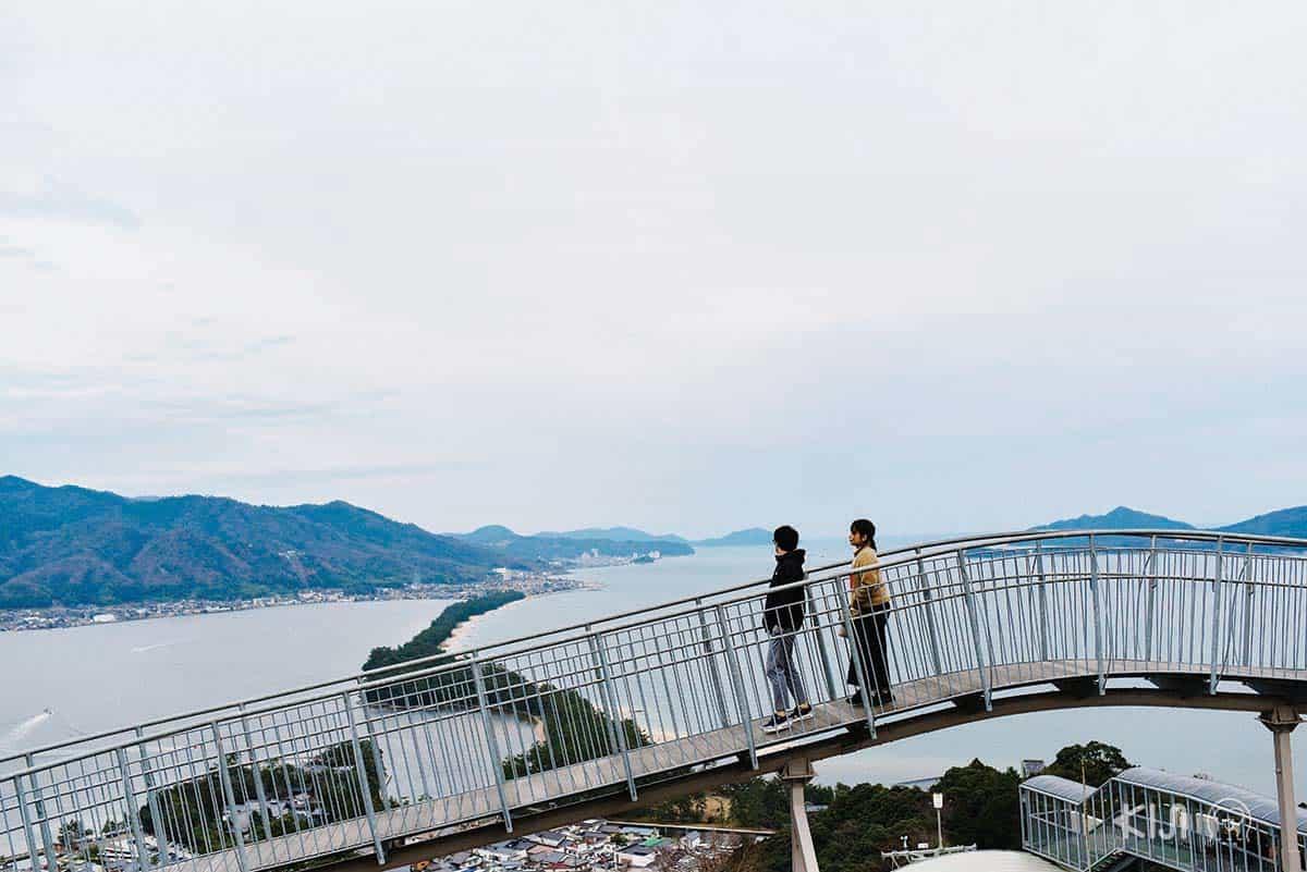 """สะพานชมวิวอามาโนะฮาชิดาเตะ (Amanohashidate)"""""""