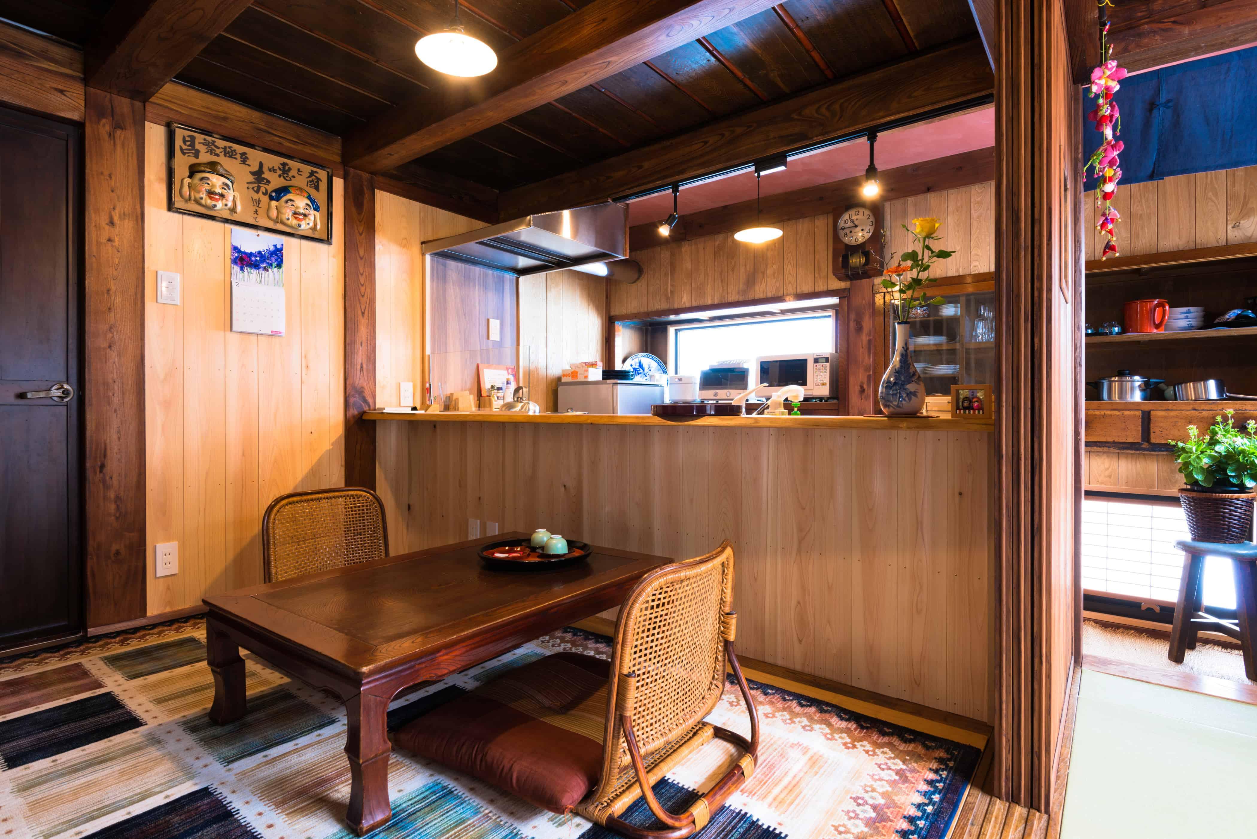 บ้านพัก Itakura Hakugiri ที่สามารถจองได้จากเว็บ Stay Japan