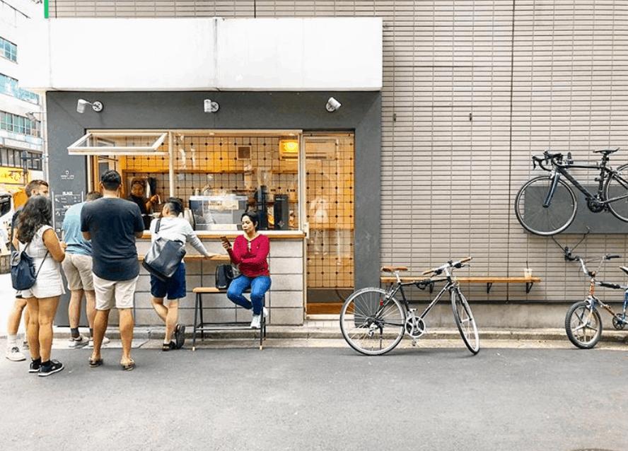 ร้านกาแฟ Specialty Coffee ในโตเกียว : About Life Coffee Brewers
