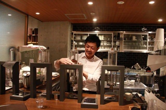 Maruyama Coffee ก่อตั้งโดยคุณ Kentaro Maruyama (ชื่อร้านมาจากนามสกุลของเขานั่นเอง)